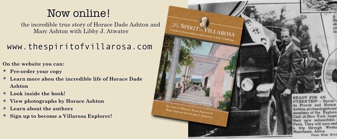 Introducing 'The Spirit of Villarosa'